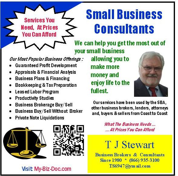 small business consultants that save you money